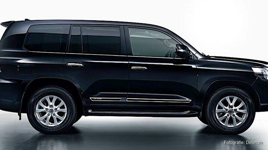 Dit zijn de nieuwe gepantserde SUV's van de Koninklijke Marechaussee