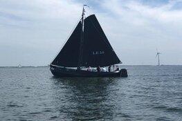 Rondvaart met zeilschip de LE50 vanuit Lemmer