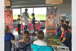 Mad Science Workshop in het Woudagemaal