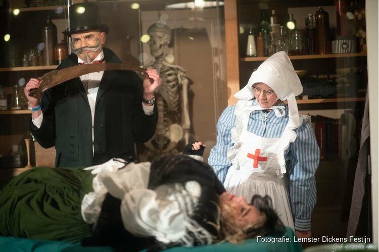 Succesvol Lemster Dickens weekend: beregezellig