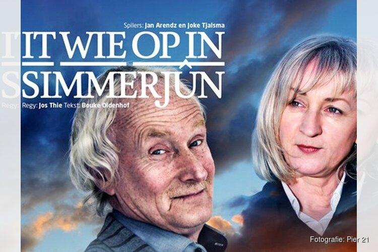 'It wie op in simmerjûn' mei Jan Arendz en Joke Tjalsma