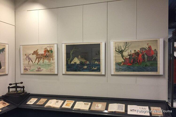 Expositie 'de Bottema's' in Grafisch Kabinet
