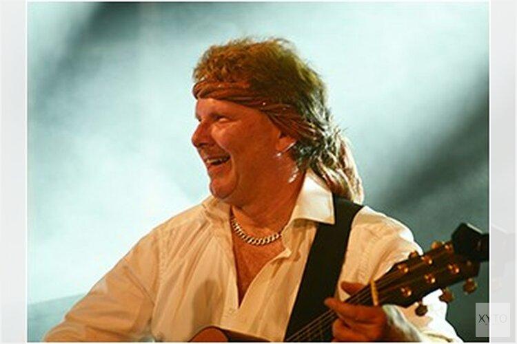 Kees Plat met Tribute to the Catsband bij Lange Piet