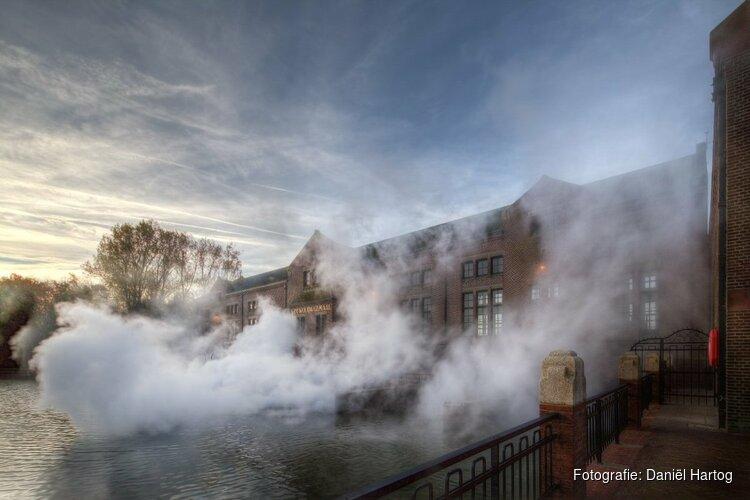 Woudagemaal opgestart om waterstand Friese boezem te verlagen