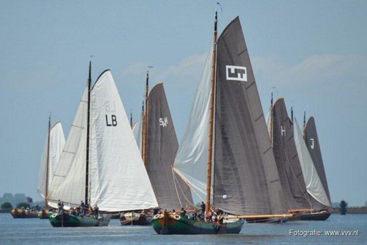 Lemmer Ahoy - Zeilwedstrijd & kermis