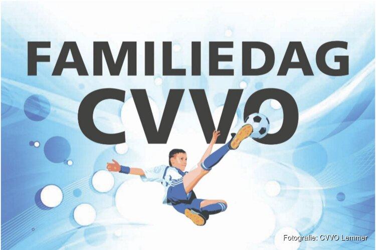 Familiedag CVVO op 15 juni