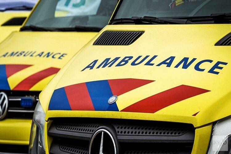 Fietser (16) zwaar gewond bij ongeval