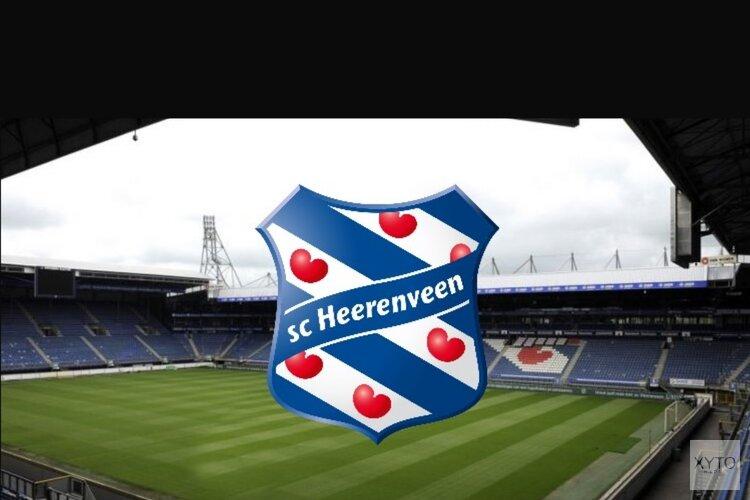 SC Heerenveen probleemloos naar volgende bekerronde