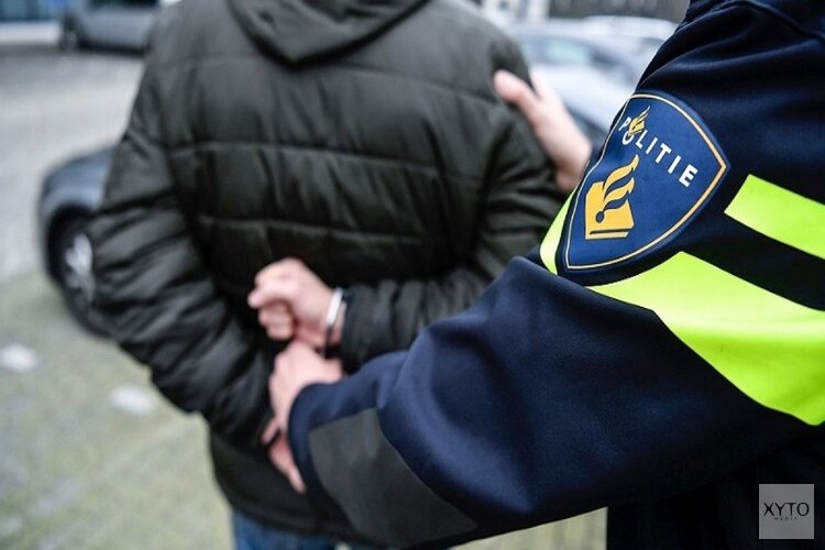 Drie drugsdealers aangehouden