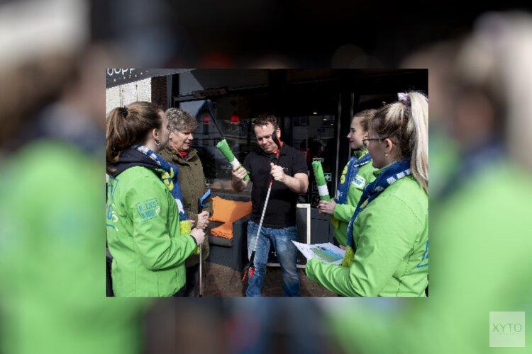 De Fryske Marren doet mee aan de Afvalestafette