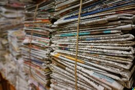 Verenigingen en scholen kunnen weer oud papier ophalen