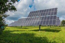 Zonnevelden nodig voor energieneutrale gemeente