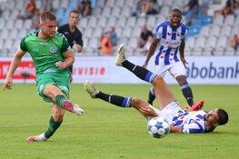 De Graafschap doet SC Heerenveen pijn in oefenduel