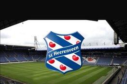 SC Heerenveen simpel naar tweede bekerronde