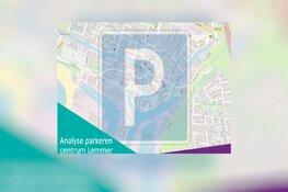 Onderzoek naar parkeergelegenheid in centrum Lemmer