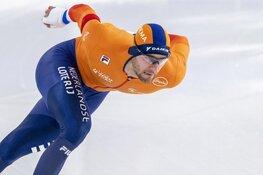 Thomas Krol overtuigend Europees kampioen sprint, Otterspeer pakt zilver